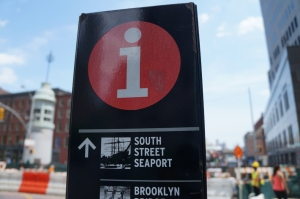 South Street Seaport is a great place to visit and take photos