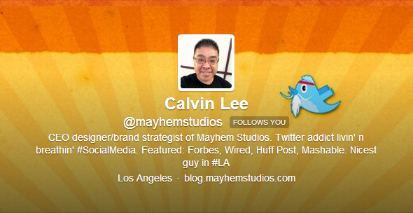 Sphere Of Influence:  Talking With The Twitter Master, Calvin Lee