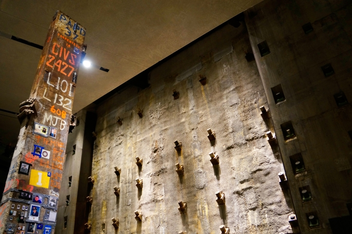 Pause The World:  9/11 Memorial Museum