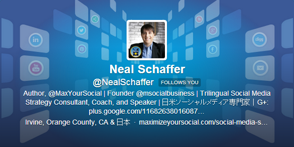 Sphere Of Influence:  Maximizing Social Media With Neal Schaffer