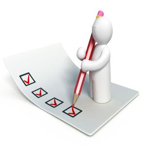photo credit: Feedback checklist via photopin (license)