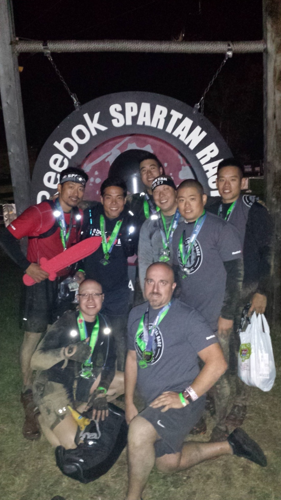 The Vermont Beast at Killington was the hardest thing I have ever had to physically do. This crew made it bearable and enjoyable. Start together, finish together.