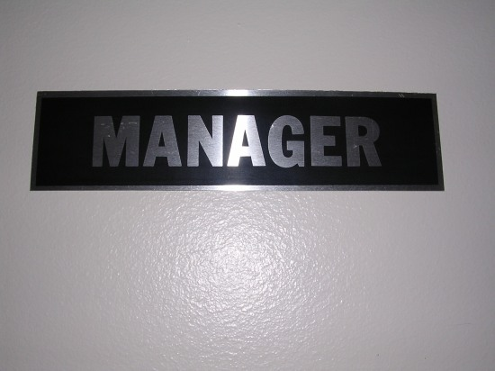 Not everyone is cut out for management